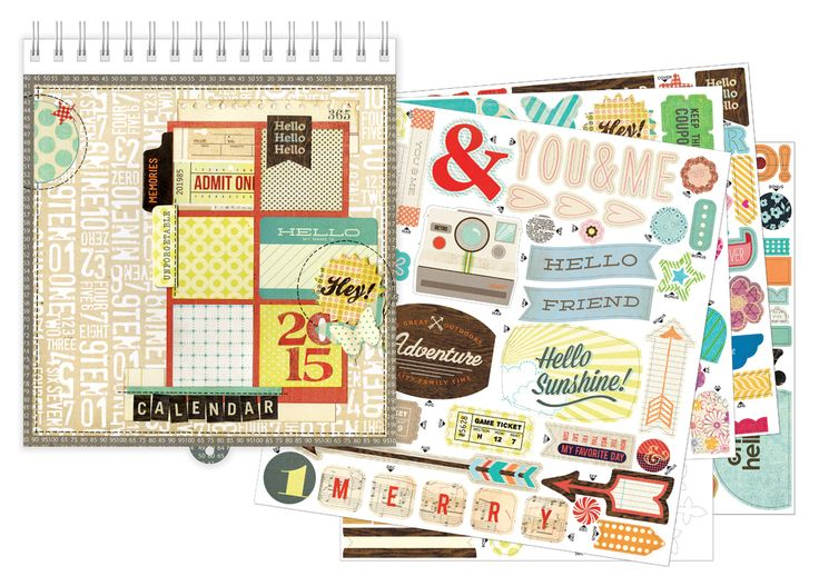 Calendar Kit Ideas : Best images about calendar kit on pinterest