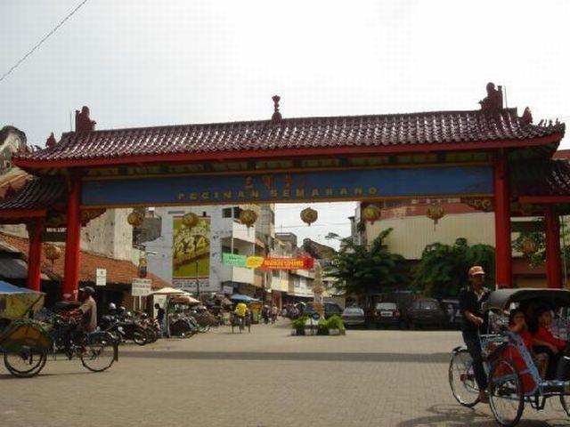 Semarang Semawis Bazaar: a colorful and fun Fiesta welcoming Chinese New Year