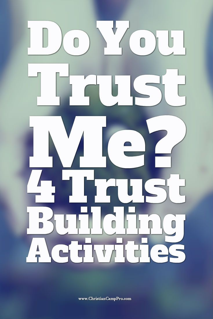 trust building activities                                                                                                                                                     More