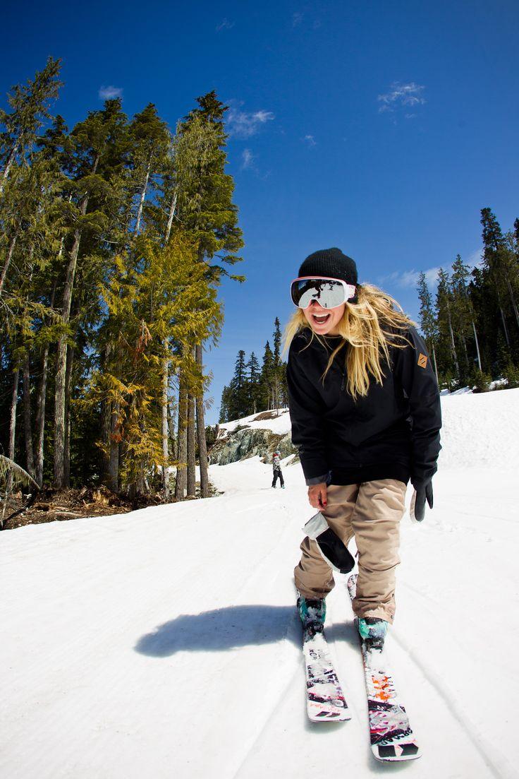 Snow season & smiles