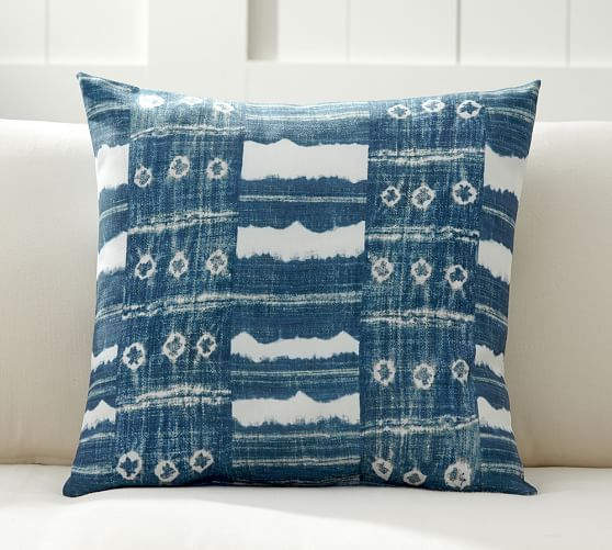 Zuma Stripe Indoor/Outdoor Pillow