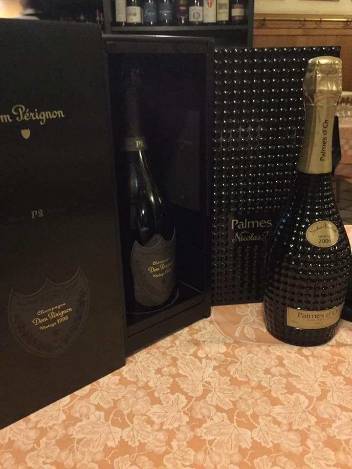 Dom Pérignon #Champagne