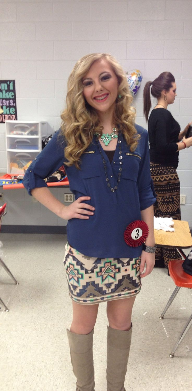Best 25 Pageant Casual Wear Ideas On Pinterest Layering