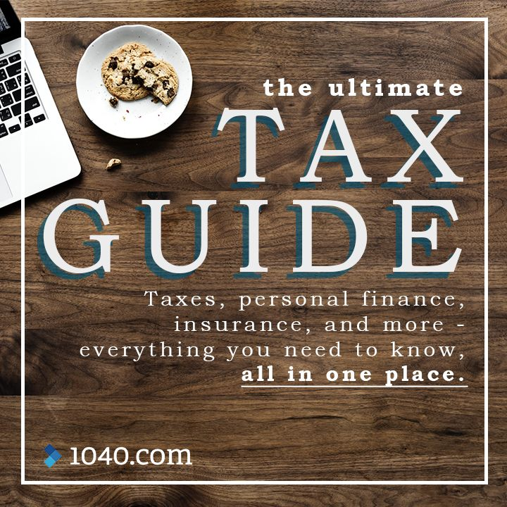 Taxes, Personal Finance, Insurance, And More