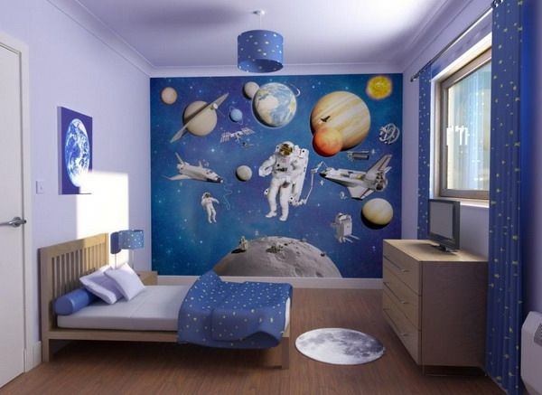 Decoration Solutions Best Decoration Solutions Space Themed Bedroom Outer Space Bedroom Space Themed Room