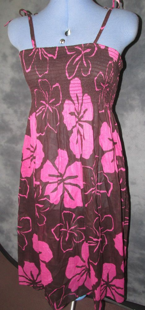 Evie,ladies,size 18,strappy neckline,calf length,brown floral,casual,Sun Dress