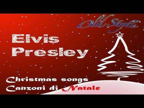 Elvis Presley: Christmas Songs Album - YouTube