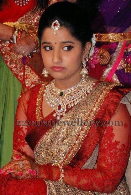 Dilraju Daughter Wedding Jewelry | Jewellery Designs