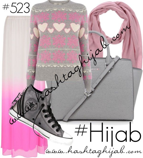 Hashtag Hijab Outfit #523