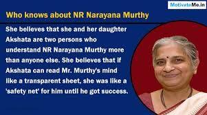 Sudha Murthy - Wife of N.R. Narayana Murthy