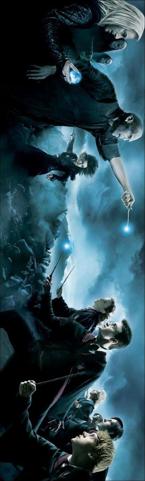 Le marque-page de Harry potter !!!!