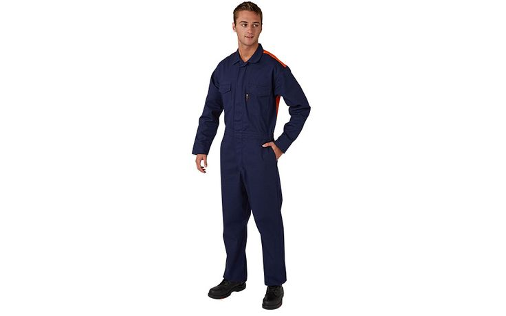 Fire Safe Coverall | Charnaud PPE Clothing
