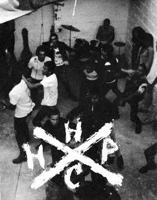 Punk as fuck: HP HC (Colombia)