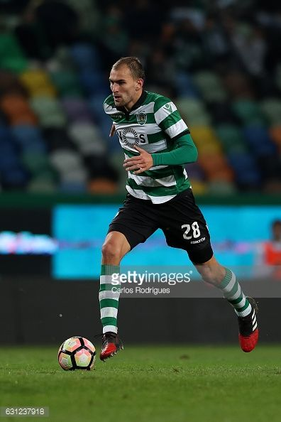 LISBON, PORTUGAL - JANUARY 08: Sporting CP's forward Bas... #holand: LISBON, PORTUGAL - JANUARY 08: Sporting CP's forward Bas Dost… #holand