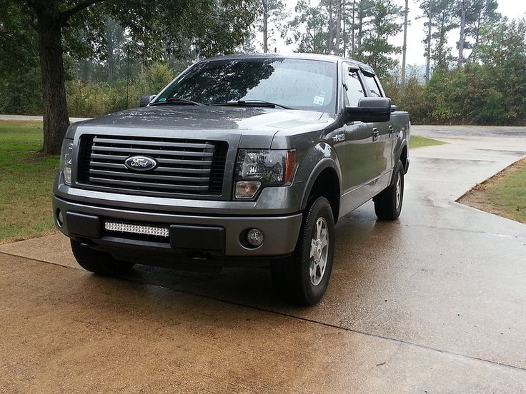 Generic Led Light Bar Install Pics Page  Ford F Forum Community Of