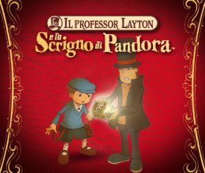 Il Professor Layton e lo Scrigno di Pandora