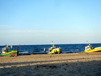 Roadtrip Polen - Roadtrip polnische Ostseeküste im Juli.