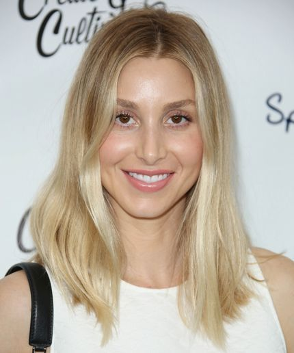 Who Is Whitney Port Inviting To Her Wedding? | Mid length ...
