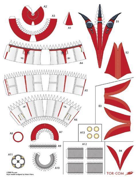 Voici le papercraft de la fusée du site Tor.com (plus précisément de son logo 'Stubby') – un site anglophone consacré à la science-fiction et à la fantasy… La réalisation est signée Robert Nava (DisneyExperience), un papercrafter professionnel basé en Californie.Lire la suiteFusée en Papercraft de Robert Nava