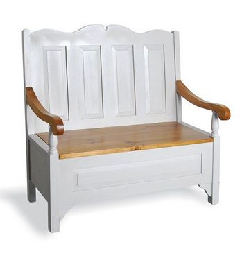 Monks Bench - £544.00 - Hicks and Hicks