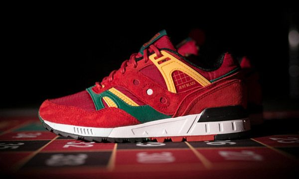 """Just Blaze Joins Packer Shoes & Saucony for """"Casino"""" Grid SD"""