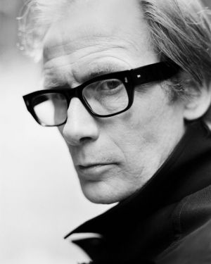 Bill Nighy by Andrew Montgomery.