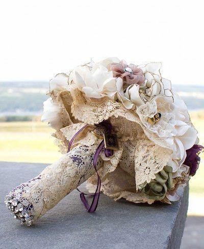 bride.ca | Wedding Trends: A Non-Floral Bridal Bouquet!??