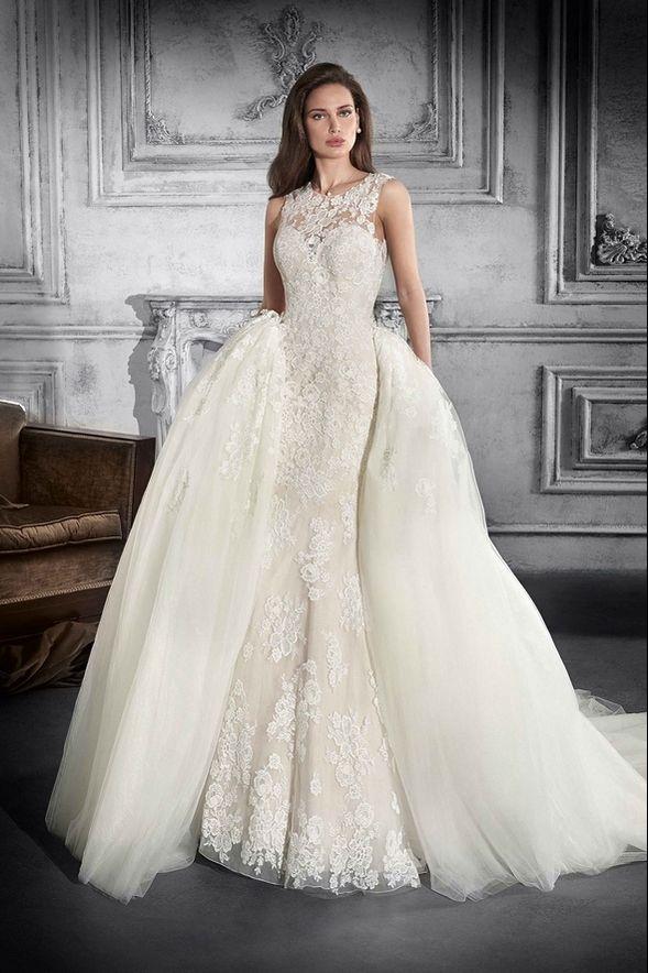 Νυφικά Φορέματα Demetrios Collection - Style 757