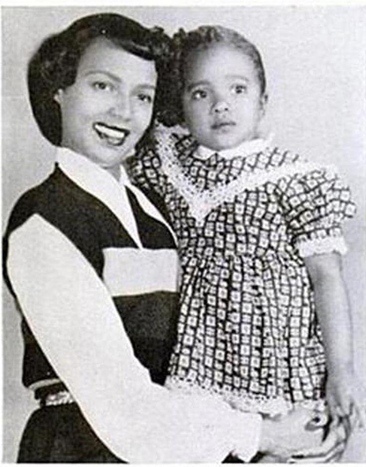 Dorothy Dandridge & Daughter