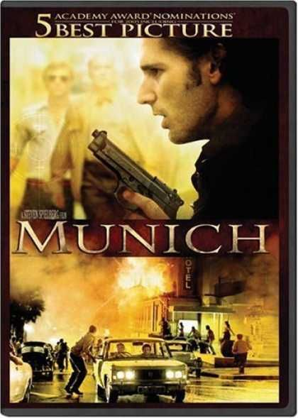 Bestselling Movies (2006) - Munich (Widescreen Edition) by Steven Spielberg