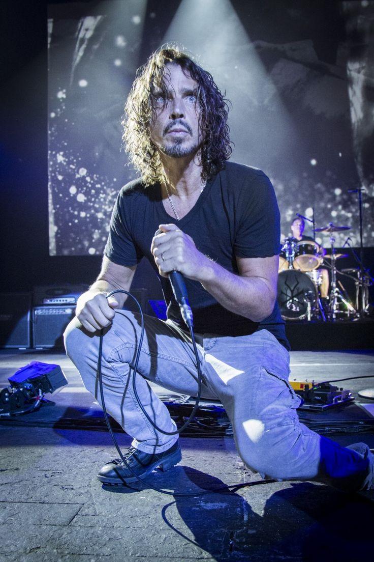 Soundgarden's Chris Cornell | GRAMMY.comFavorite Music, Buckets Lists, Music Idol, Audioslave Chris, Cornell Performing, Chris Cornell, Pearls Jam, Fav Music, Christmas Lists