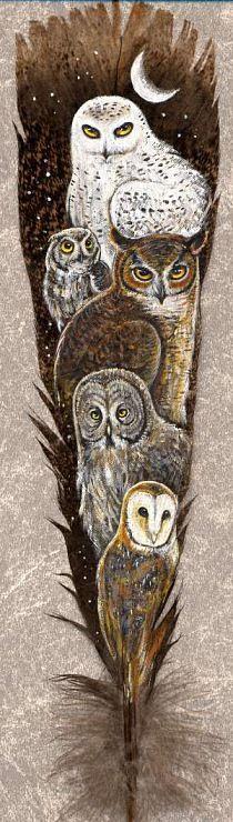 owls totem 1
