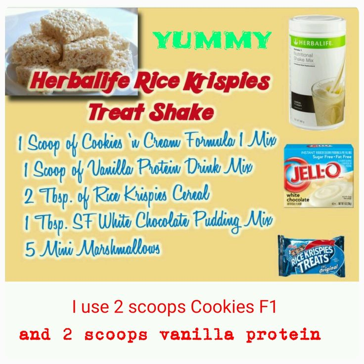 healthy meal replacement shakes.