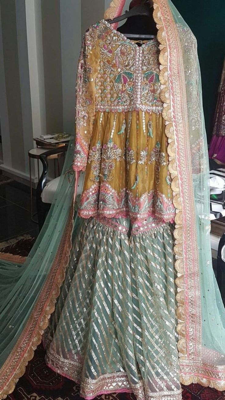 Mizz Noor is able to produce a wide selection of #Indian #Pakistani #wedding #engagement #dresses Tailor made to your measurements to give that stunning Fitted look!! Go through our profile, GET INSPIRED & choose your favorite #style / #Design. #maxi #lahnga #Sharara GET IN TOUCH & SAVE £'S ON BUYING ONLINE! www.mizznoor.co.uk cs@mizznoor.co.uk #women #pakistanifashion #clothing #outfits #bollywood #Luxury #shalwar #clothing #regular #indianwear #shalwarkameez