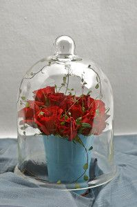 Creative Company | Flowers Simply Beautiful: Roses under glass
