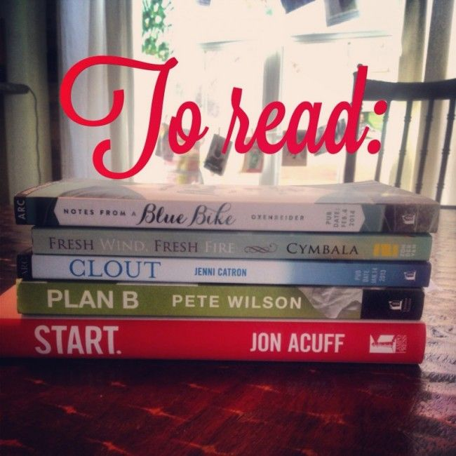 Books I read in January 2014