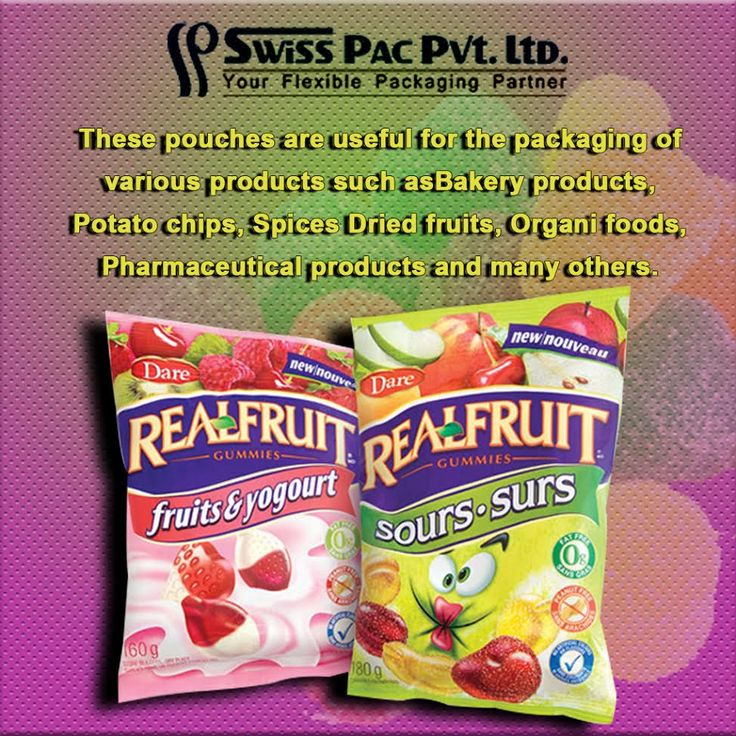 We manufacture our #PillowPouches with metallic and aluminium foil coating, which protect your products form #moisture, #oxygen and any other contamination. To read more visit at www.swisspack.co.in/pillow-pouches These pouches are useful for the packaging of various products such as #Bakery products #Potato chips #Spices #DriedFruits #Organic #foods #Pharmaceutical #products and many others.