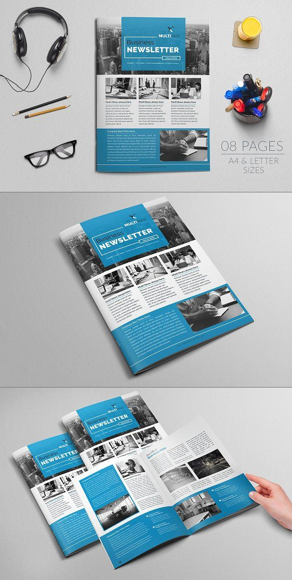 Best 25+ Newsletter templates ideas on Pinterest Newsletter - free school newsletter templates for word