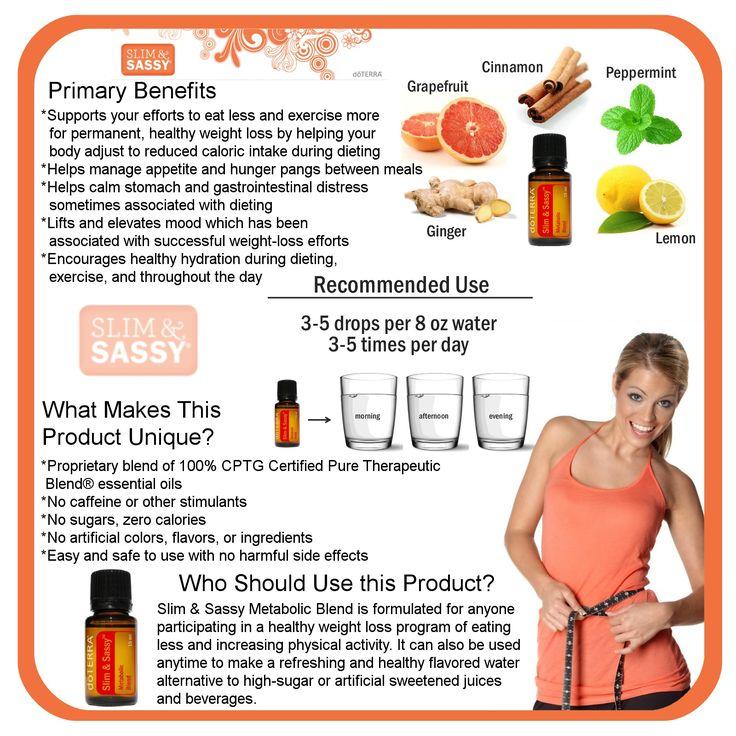 Slim & Sassy Doterra Oil and products available at http://mydoterra.com/ilovemydoterra