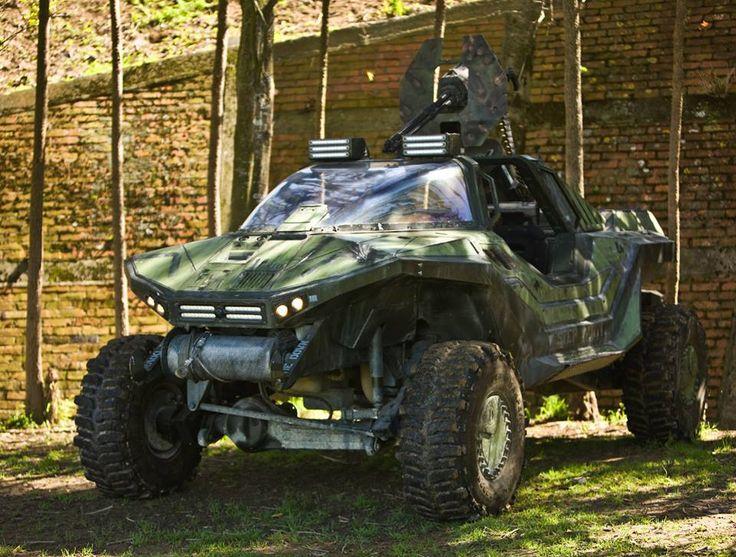 ¡Queremos Uno Ahora! #Warthog #Halo #MasterChief #Xbox