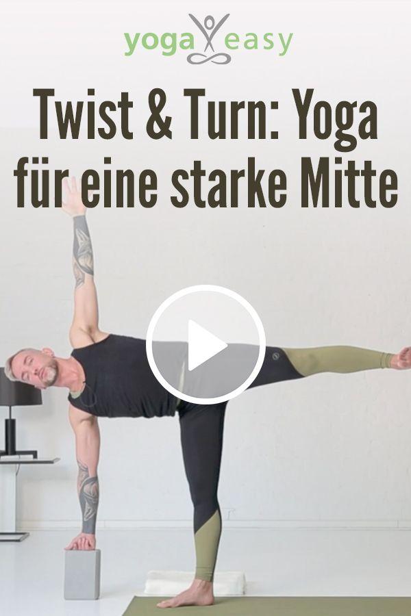 Yoga für einen starken Bauch: Drehungen helfen beim Entgiften und Kräftigen – YogaEasy – dein Online-Yogastudio