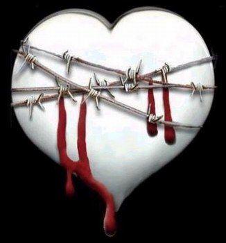 corazon sangrando - Buscar con Google