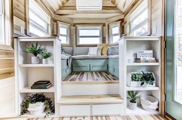 Mejores 360 imágenes de tiny house plans en Pinterest | Planos de ...