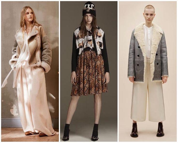 Cum ne îmbrăcăm toamna aceasta? 5 noi tendințe din colecția Pre-Fall 2016