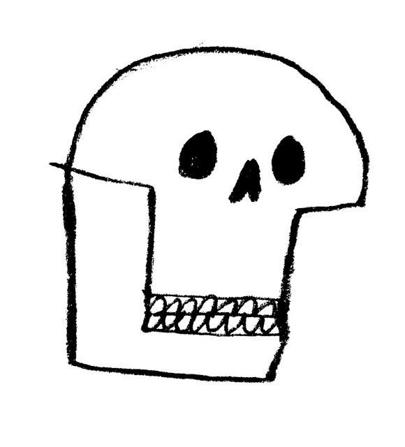 Skull by Rob Hodgson