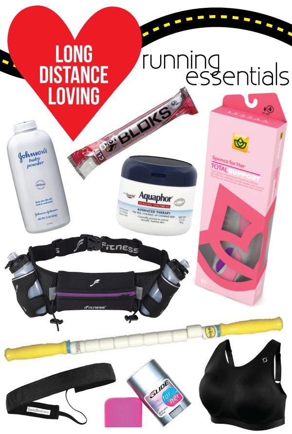 long distance loving running essentials