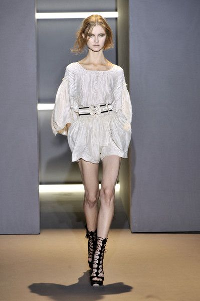 Sophia Kokosalaki at Paris Fashion Week Spring 2010 - Runway Photos