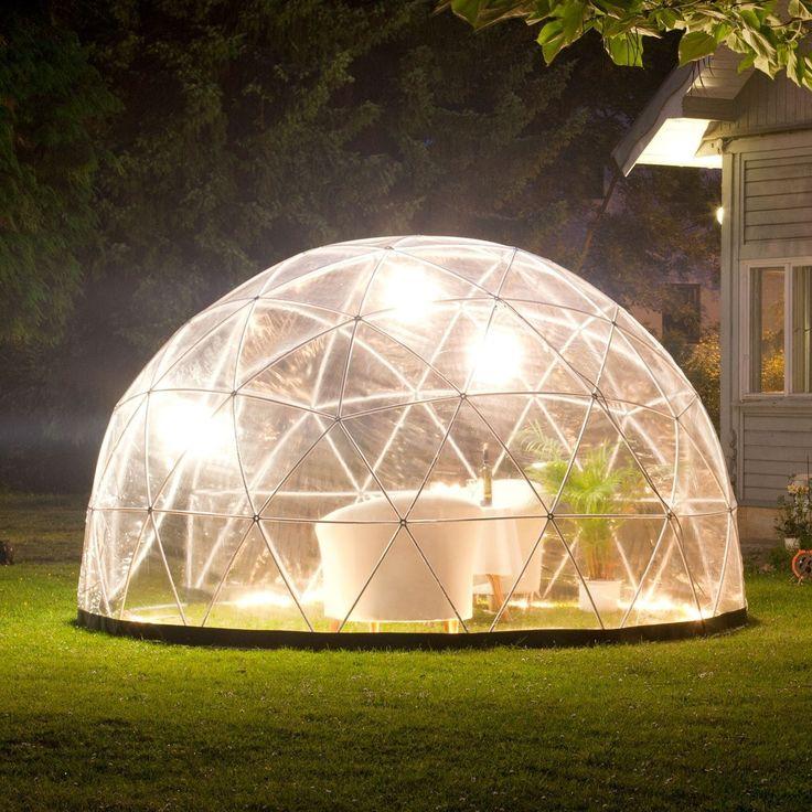 Les 25 meilleures idées de la catégorie Garden igloo sur Pinterest ...