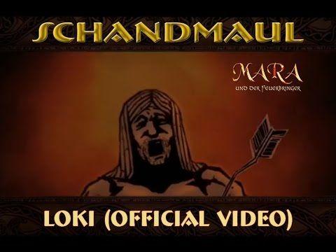 SCHANDMAUL - Loki (Official Musicvideo) feat. Mara und der Feuerbringer - YouTube