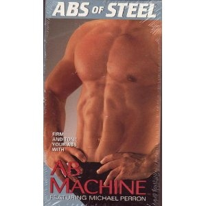 Abs of Steel Ab Machine featuring Michael Perron | Abs ...